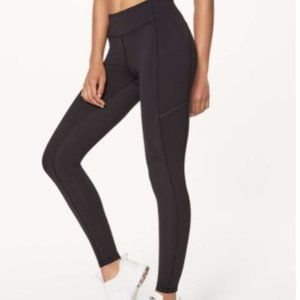 Lululemon Speed Up Tight Full-On Luxtreme Black First Release 4